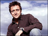 Top Gear's Richard Hammond
