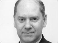 MI5 head Jonathan Evans