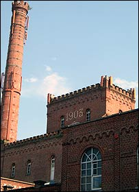 Former factory in Roubaix