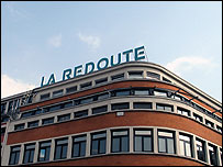 La Redoute's headquarters in Roubaix