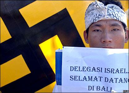 Bali protests