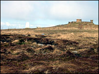 Site at Dunnet Head. Picture courtesy of SVA Auctions