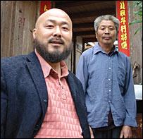 Xia Ping (left)