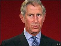 Prince Charles (Image: PA)