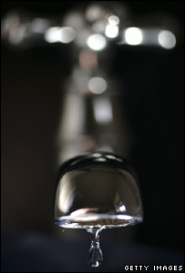 A dripping tap (Getty Images)