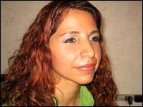 Nutritionist Alejandra Garcia
