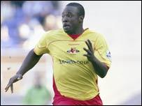Watford defender Danny Shittu