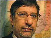 Moshen Baharvand, Iran's envoy in Buenos Aires