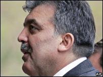 Presidential candidate Abdullah Gul