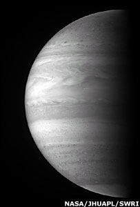 Jupiter  Image: Nasa/Johns Hopkins Applied Physics Laboratory/Southwest Research Institute