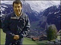 David Shukman reporting from Switzerland