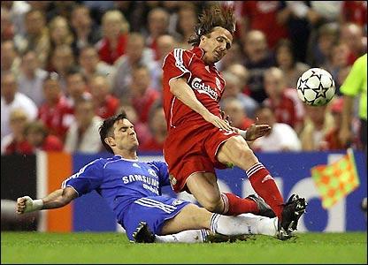 Lampard upends Zenden