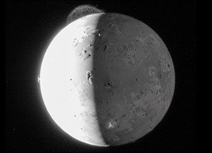 Io   Image: Nasa/JHUAPL/SWRI