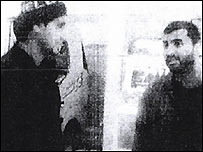 Shehzad Tanweer and Mohammad Sidique Khan