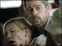 Brad Pitt and Cate Blanchett star in Babel