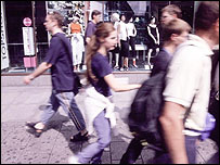 Walkers in London
