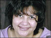 Howaida Taha, al-Jazeera reporter
