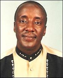 Dr Ken Ouko