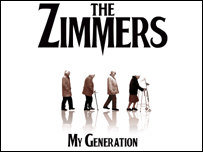 The Zimmers album cover