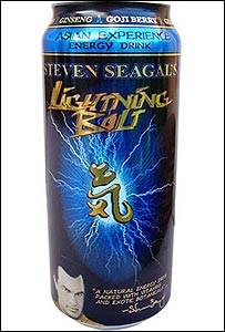 Steven Segal's Lightning Bolt