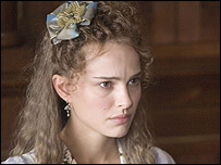 Natalie Portman in Goya's Ghosts