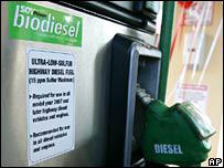 Biofuel pump