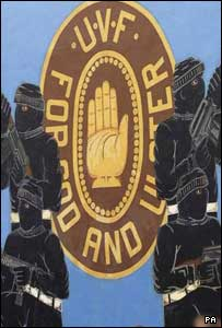 The UVF declared a ceasefire 13 years ago