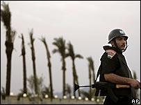 Security at Sharm el-Sheikh