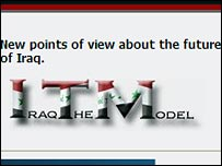 Iraq The Model blog image