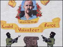 LVF mural
