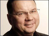 Раф Шакиров, главный редактор журнала 'Новое время' (фото с сайта журнала)