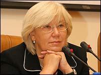 Елена Зелинская, член Общественной палаты России (фото с сайта 'МедиаСоюза')