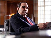 David Suchet as Robert Maxwell