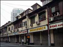 Old Shanghai has been rapidly eclipsed by the global city