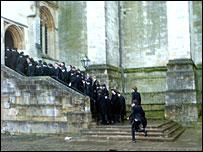 Eton College scene