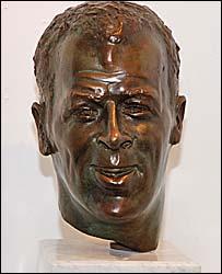 Bust of John Charles