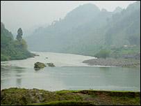 Wu River  (BBC)