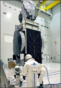 SES Astra 1L (Esa/Cnes/Arianespace)