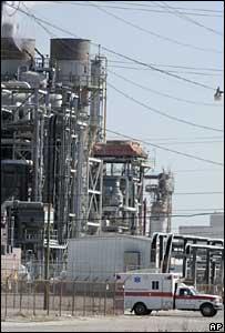 BP's Texas City refinery