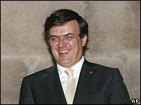 Marcelo Ebrard, alcalde de Ciudad de México