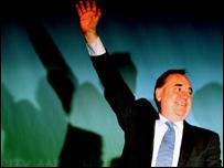 Alex Salmond wins in Gordon