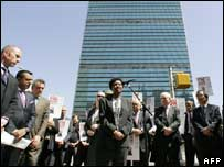 UN Deputy Secretary-General Asha-Rose Migiro in New York