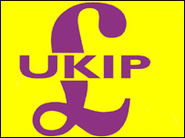 The UKIP logo