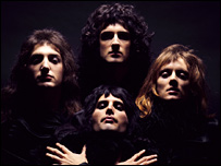 Queen's, Queen II album cover  (c) Mick Rock www.mickrock.com
