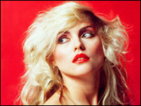 Debbie Harry 1978  (c) Mick Rock www.mickrock.com