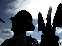 Knife amnesty in South Shields