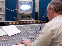 The recording of The News Quiz