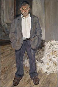 Bruce Bernard portrait
