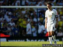 David Healy of Leeds United