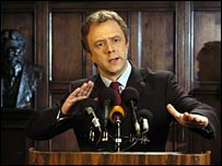 John Culshaw as Tony Blair